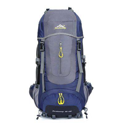 HUWAIJIANFENG Compact Fashion Waterproof Men Backpack