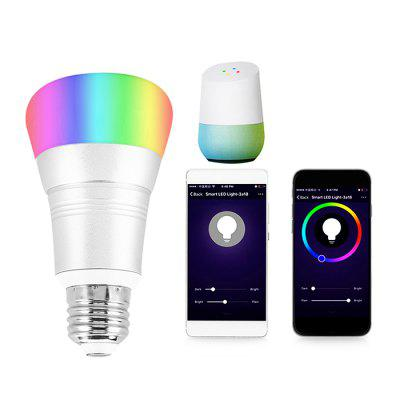 WiFi Remote Control Smart LED RGBW Bulb
