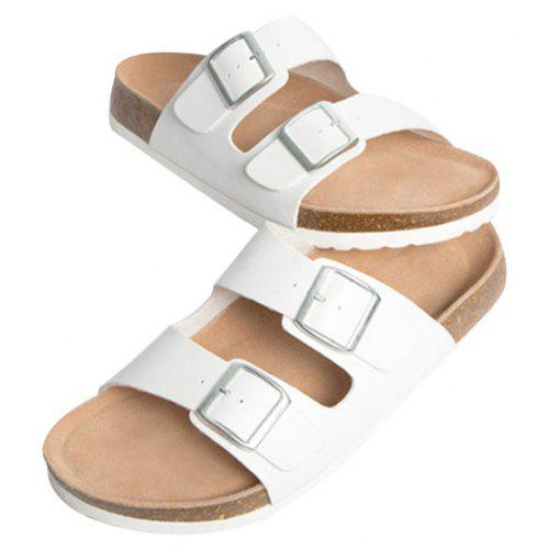 302794664a3d Xiaomi Mijia YouPin One Cloud Minimalist Leisure Cork Sole Slippers for  Couple