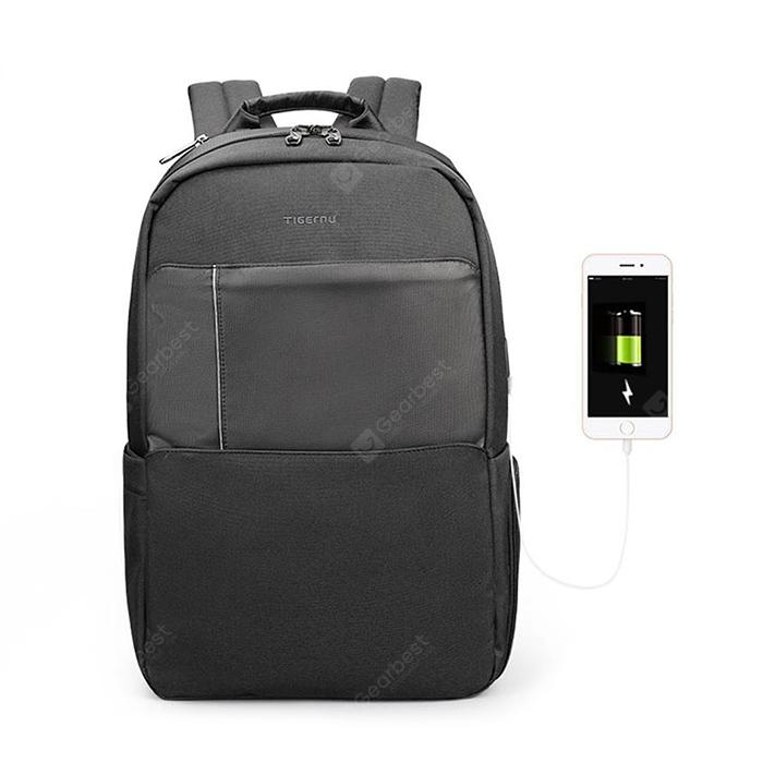Tigernu T - B3502 Outdoor USB Charging Backpack