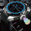 KingWear KW68 Smartwatch Phone - CZARNY
