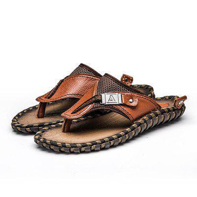 Men Casual Outdoor Breathable Slippers