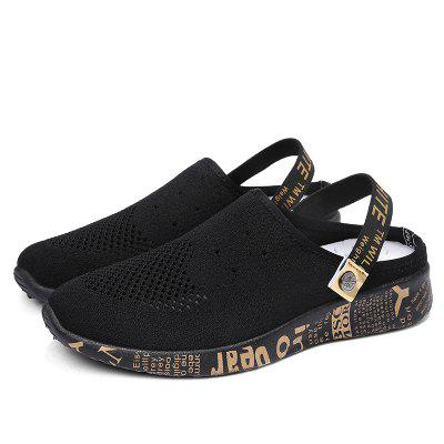 Male Fashion Dual-use Beach Sandals Slippers