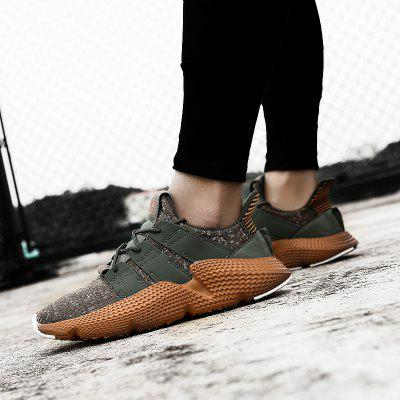 Breathable Leather Casual Shoes for Men
