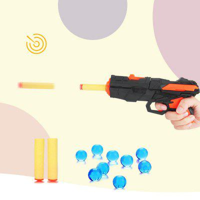 2 in 1 Multifunctionele Soft Bullet Shooter Water Ball Toy Gun