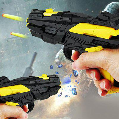 2 en 1 multifonctionnel Soft Bullet Shooter Water Ball Toy Gun