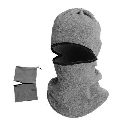 Windproof Fleece CS Face Mask for Cycling Riding Hiking