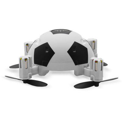 BY - 2 Mini Quadcopter Drone de Style Football
