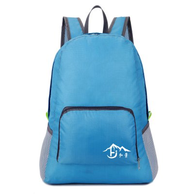 Casual Fashion Men Foldable Backpack