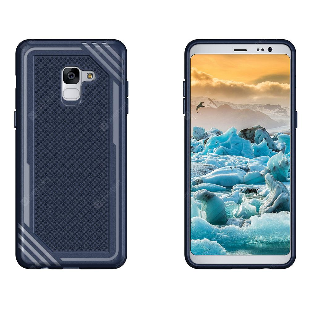 TPU Dustproof Back Protective Case for Samsung Galaxy A7