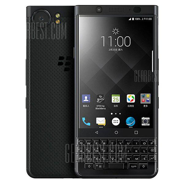BlackBerry KEYone 4G Smartphone International Version - BLACK