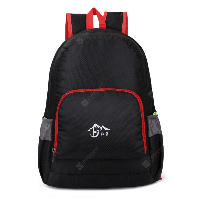 Compact Men Foldable Backpack