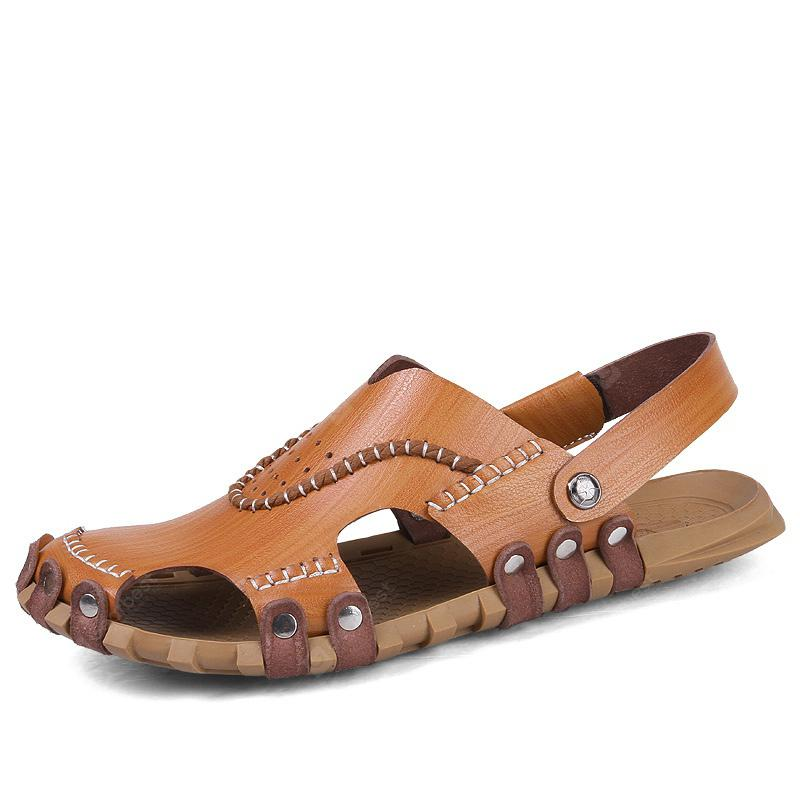 Cool Dual-use Slippers Sandals for Men