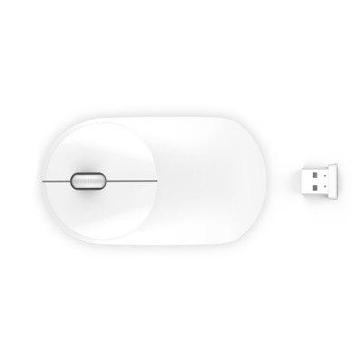 Gearbest Xiaomi Wireless Mouse Youth Version - WHITE Xiaomi Mouse