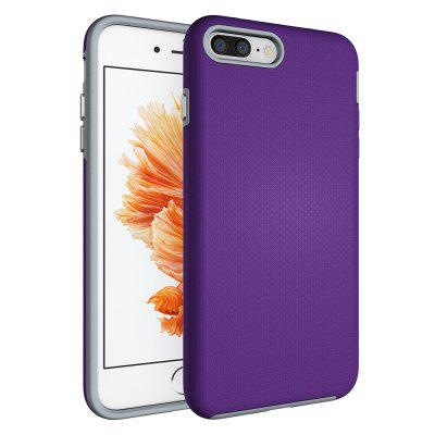 Anti-fingerprint Protective Phone Case for iPhone 7 Plus / 8 Plus аккумулятор для телефона pitatel seb tp209