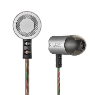 KZ ED4 HiFi 9.6mm Ecological Unit In-ear Earphone