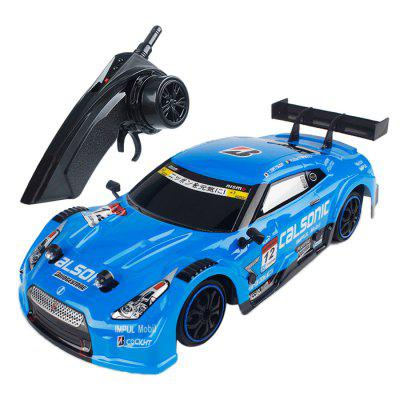 LDRC 1/18 4WD 15km/h Extreme Drift Light PVC RC Car