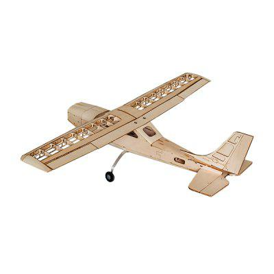 Dancing Wings Hobby CESSNA150 Wood Fly Wing RC Aircraft