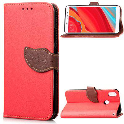 Flip Slot Design Phone Case with Stand for Xiaomi Mi S2