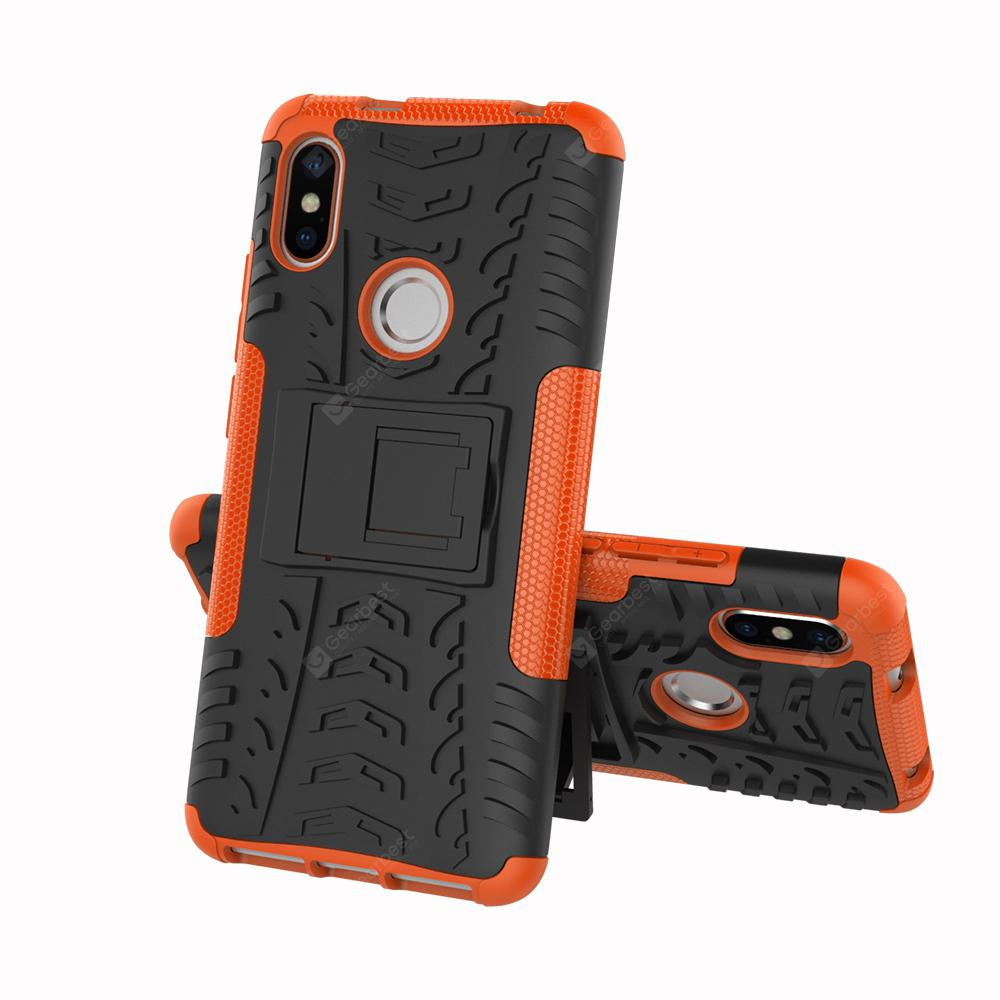 LuanKe Phone Case for Xiaomi Redmi S2 with Holder 1pc