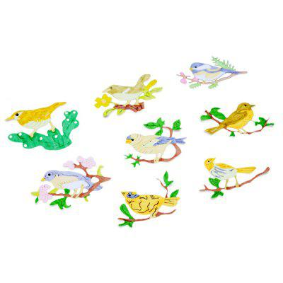 Bird Animal Style Metal Cutting Dies for Greeting Card Cover Photo Album