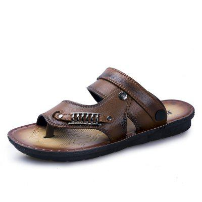 Casual Dual-use Leather Shoes for Men