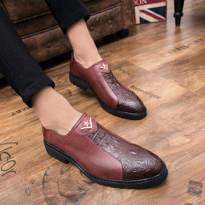 Formal Anti-slip Leather Shoes for Men