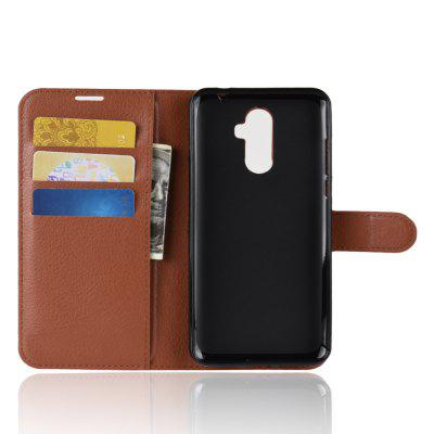 Luanke Stand Design Wallet Phone Case for CUBOT X18 Plus