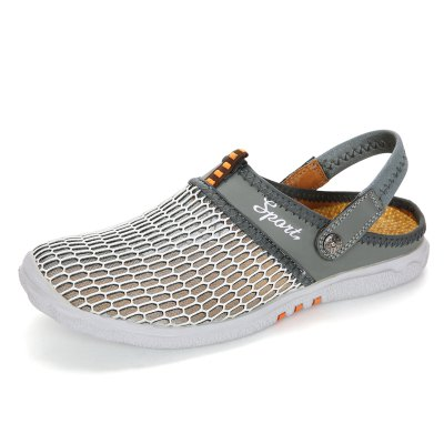 Male Breathable Dual-use Sandals Slippers