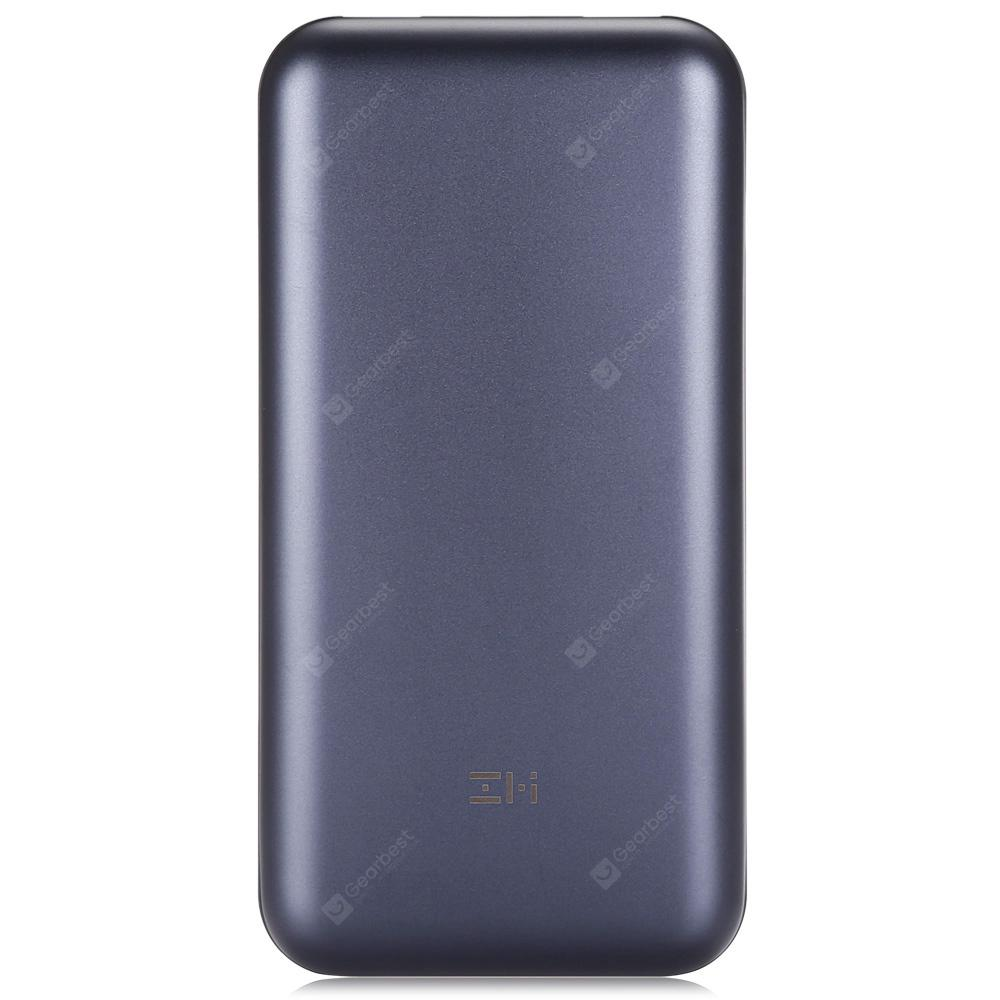 Xiaomi Zmi 15000mah Type C Power Bank 6110 Free Shipping Bestseller New Slim Powerbank 10000mah Original Silver