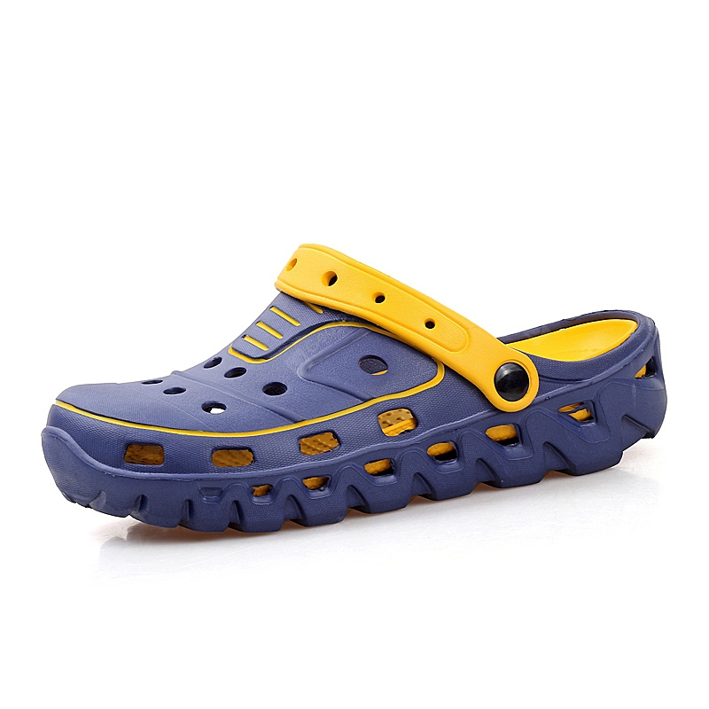 Male Dual-use Hollow-out Shoes