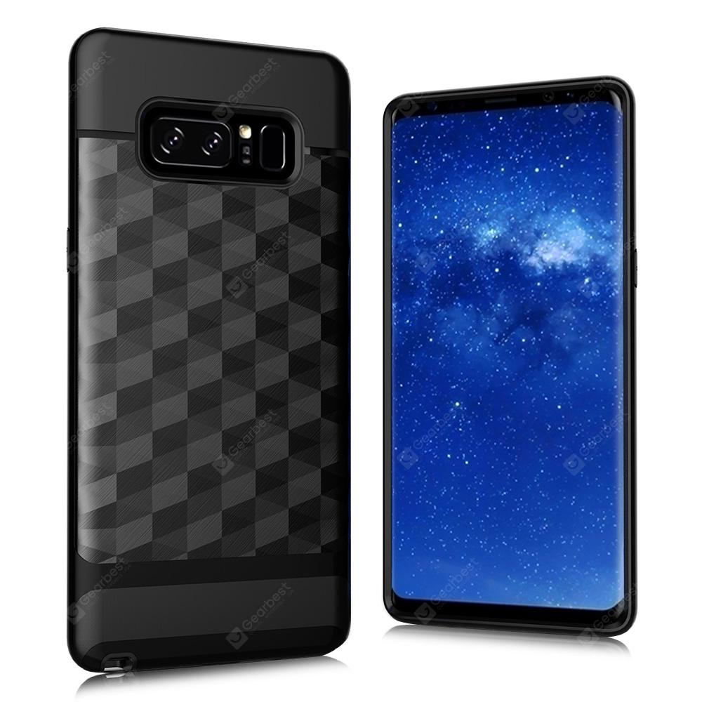 Creative Brushed Phone Case for Samsung Galaxy Note 8