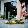 Male Comfortable Sandals Slippers - HAZEL GREEN