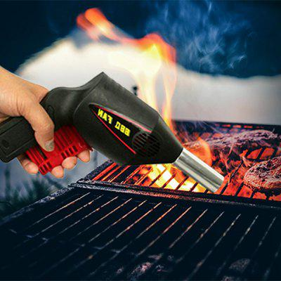 Portable Handbetriebene BBQ Air Blower Barbecue Fan