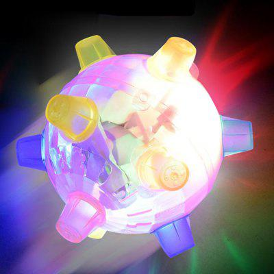 LED Skoki Ball Bouncing Singing Dancing Toy