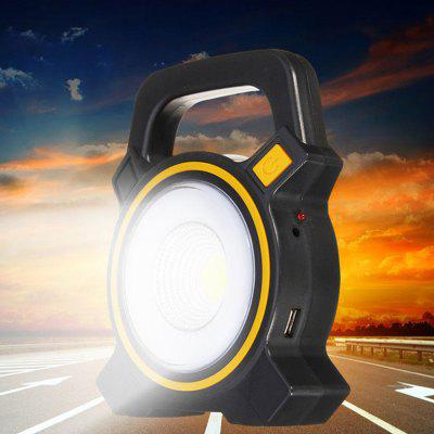 USB Camping Light Rechargeable Solar LED Lamp