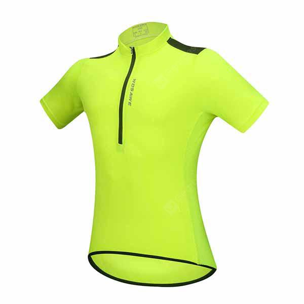 WOSAWE BL201- G Quick Dry Breathable Short Sleeve Jersey