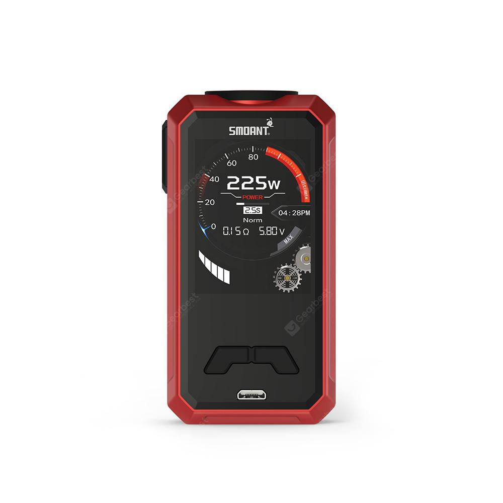 Smoant charon mini 225W TC Mod - LOVE RED