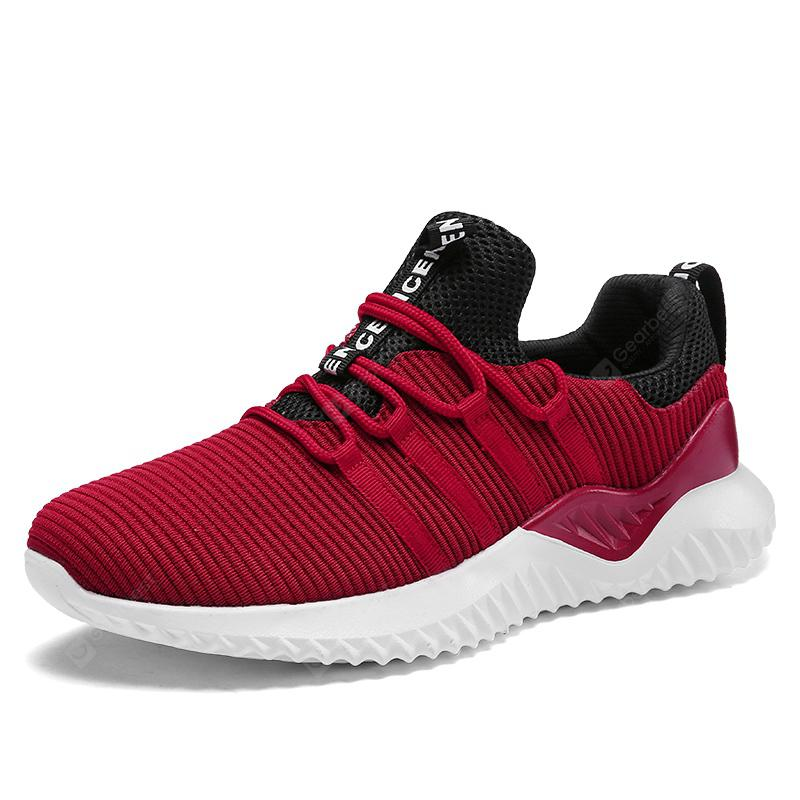 Breathable Plus Size Sports Shoes for Men