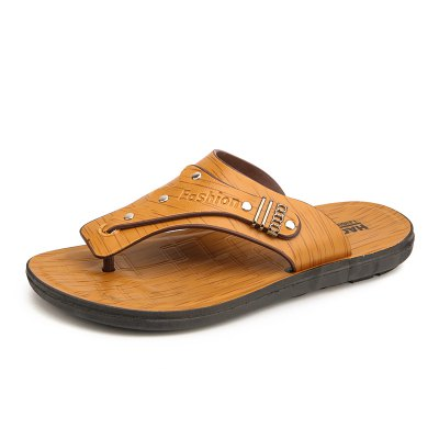 Male Stylish Comfortable Flip-flops for Summer