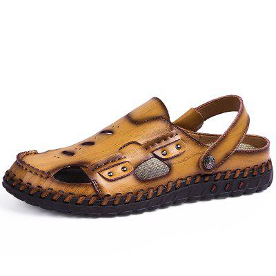 Male Comfortable Dual-use Sandals Slippers