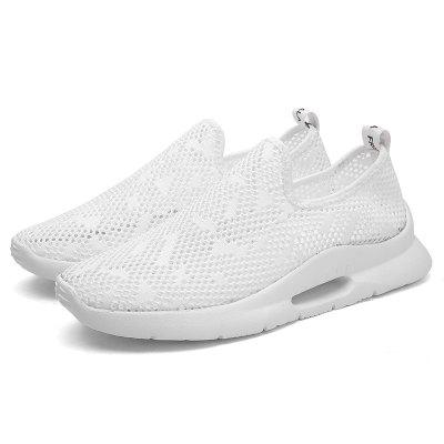 Male Mesh Hollow-out Casual Shoes