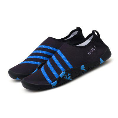 Male Breathable Beach Flat Shoes