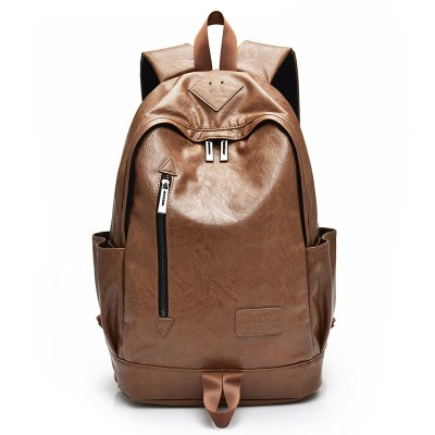 PU Fashion Compact Men Backpack