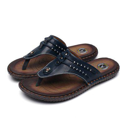 Men Durable Casual Breathable Slippers