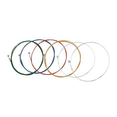 IRIN A112 General Folk Acoustic Guitar String 6szt