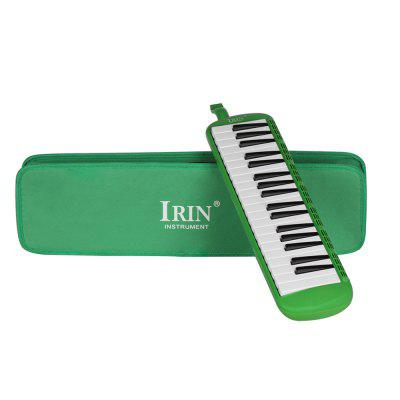 IRIN 37 Key Melodica Musical Instrument with Carrying Box