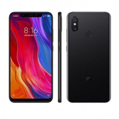 Xiaomi Mi 8 Version International à 449,8 € et bons plans Gearbest Amazon