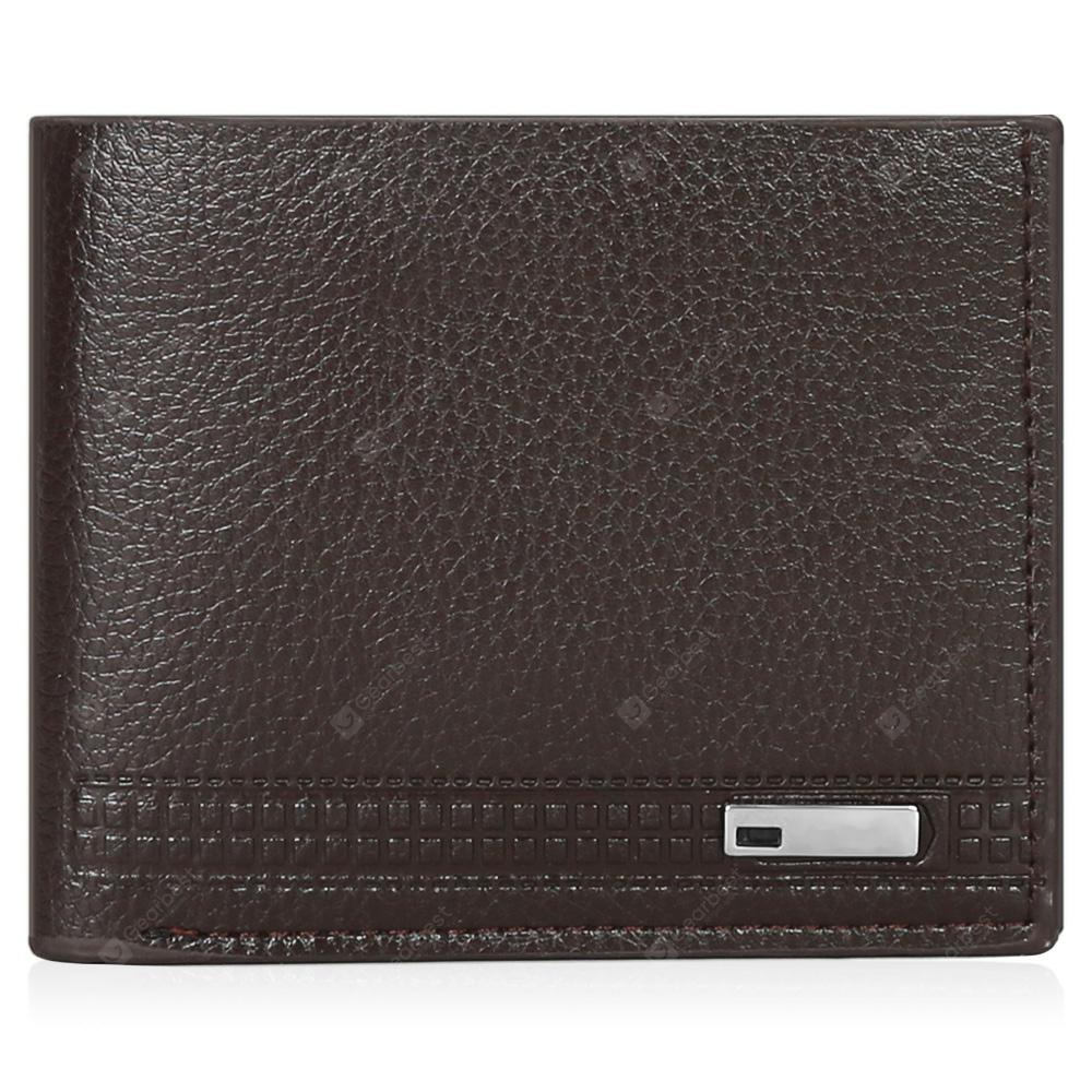 Durable Fashionable Men Leather Wallet