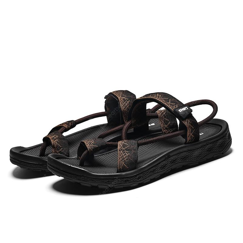 Male Stylish Anti-slip Flip-flops Sandals
